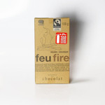 Galerie au Chocolat Organic Fire Dark Chocolate Bar