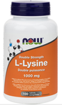 Now Foods L-Lysine 1000 mg | 733739801135