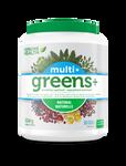 Genuine Health Greens+ Multi+ Natural 534g | 624777002144
