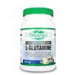 Organika L-Glutamine (Free Form) 500mg | 620365012926