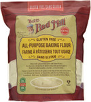 Bob's Red Mill Gluten Free All Purpose Baking Flour 1.24kg   039978344526