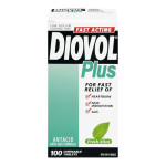 Diovol Plus Mint Tablets | 0058738194539