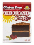Kinnikinnick Chocolate Cake Mix Gluten Free   620133104026