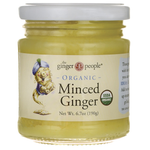 Ginger People Organic Minced Ginger   734027904064