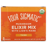 Four Sigmatic Lion's Mane Mushroom Elixir Mix - 20 Packets | 4897039310394