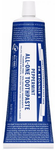 Dr. Bronner's All-One Toothpaste Peppermint 140g | 018787500712