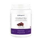 Metagenics UltraMeal Rice Powder Chocolate 714g |