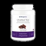 Metagenics UltraMeal Rice Powder Chocolate 714g | 755571918437