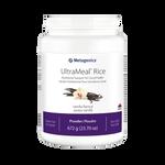 Metagenics UltraMeal Rice Powder Vanilla 672g |  755571918420