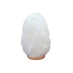 Lumiere de Sel White Himalayan Crystal Salt Lamp | 875405008346
