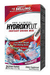 Pro Clinical Hydroxycut Advanced Instant Drink Mix Wildberry Packets | 0631656340754