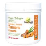 New Roots Herbal Organic Turmeric Powder   628747022811