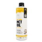 North Coast Naturals 100% Pure MCT Oil 473 ml | 627933100173