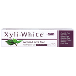 Now Solutions XyliWhite Toothpaste Gel | 733739081018