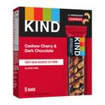 Kind Snacks Cashew Cherry & Dark Chocolate Bars 12 x 40g box   602652170713