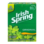 Irish Spring Original Deodorant Soap Bar
