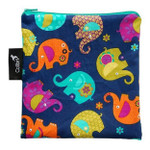 Colibri Reusable Snack Bag Elephants | 855562000377