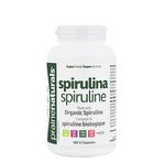 Prairie Naturals Organic Spirulina VCapsules 180 Vegetarian Capsules | 067953006237