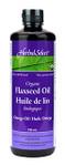 Herbal Select Organic Flaxseed Oil 750 ml | 065279021361