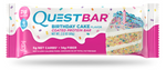 Quest Protein Bar Birthday Cake | 888849007011