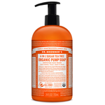 Dr. Bronner's 4-in-1 Sugar Tea Tree Organic Pump Soap 710ml | 018787960035