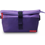 Goodbyn Rolltop Insulated Lunch Bag Purple | 855705005450