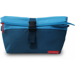 Goodbyn Rolltop Insulated Lunch Bag Blue | 855705005443