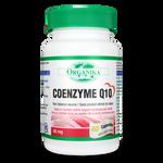 Organika Coenzyme Q10 60mg  40 Capsules | 620365011048