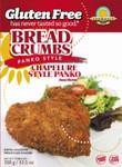 Kinnikinnick Panko Style Bread Crumbs Gluten Free   620133600153