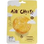 Air Cheese Cheddar Crunchy Cheese Bites | 857513007022