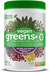 Genuine Health Vegan Greens+ O Natural Acai Mango 263g | 624777006210