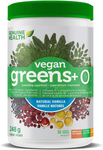 Genuine Health Vegan Greens+ O Natural Vanilla 248g | 624777007279