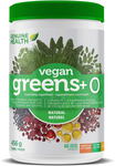 Genuine Health Vegan Greens+ O Natural 456g | 624777004865