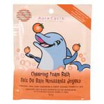 Aura Cacia Kids Cheering Foam Bath - Tangerine & Sweet Orange | 051381285951