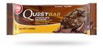 Quest Protein Bar Chocolate Brownie | 888849002306