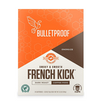 Bulletproof French Kick Dark Roast Coffee Pods