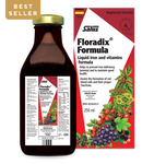 Flora Salus Haus Floradix - Liquid Iron and Vitamins Formula 250mL   4004148057076
