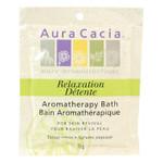Aura Cacia Relaxation Mineral Bath Box | 051381286088