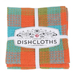 Now Designs Check Dishcloths Set of 3 Crush | 064180231852