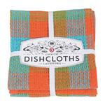 Now Designs Check Dishcloths Set of 3 - Crush | 064180231852