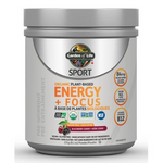 GARDEN OF LIFE SPORT ORGANIC PLANT-BASED ENERGY + FOCUS SUGAR FREE BLACKBERRY CHERRY | 886866000107