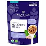 Navitas Organics Organic Mulberries Berries 227 g | 858847000888