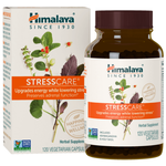 Himalaya Herbal Healthcare StressCare 120 VCaps | 605069003018