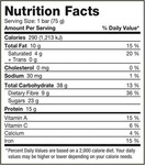 Natural Factors Whole Earth and Sea Organic Vegan Greens Protein Bar | Nutrition