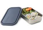U-Konserve Divided Rectangle Container Ocean Blue | 855626005324