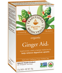 Traditional Medicinals Digestive Teas Organic Ginger Aid | 032917101655
