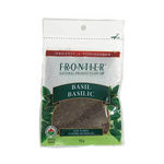 Frontier Natural Products Organic Basil Leaf | UPC:089836210111