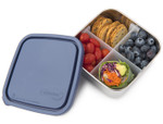 U-Konserve Stainless Steel Divided To-Go Container Ocean Blue 50 oz | 855626005300