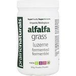 Prairie Naturals Organic Fermented Alfalfa Grass Powder 300 g