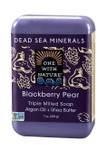 One with Nature Blackberry Pear Bar Soap | 812281010377